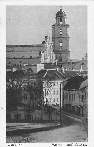 J. Bułhakas. Vilnius