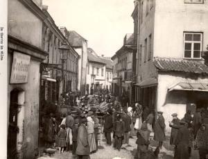 Žydų gatvė Vilniuje
