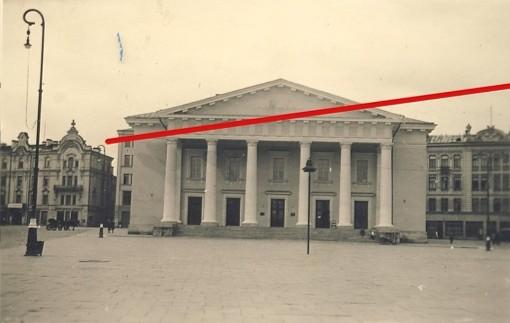 Vilniaus rotušės aikštė