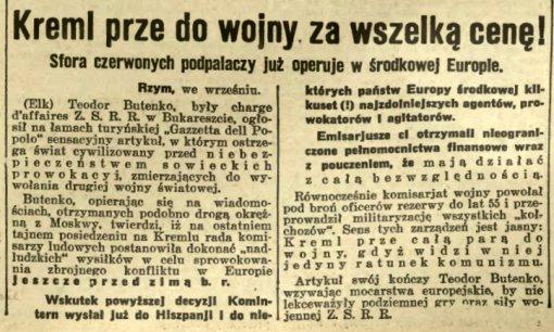 """""""Ilustrowany Kuryer Codzienny"""", 1938 m. rugsėjo 3 d. Nr. 243"""