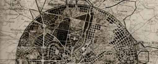 J. Tłomakowski. Vilniaus miesto projektas. 1931